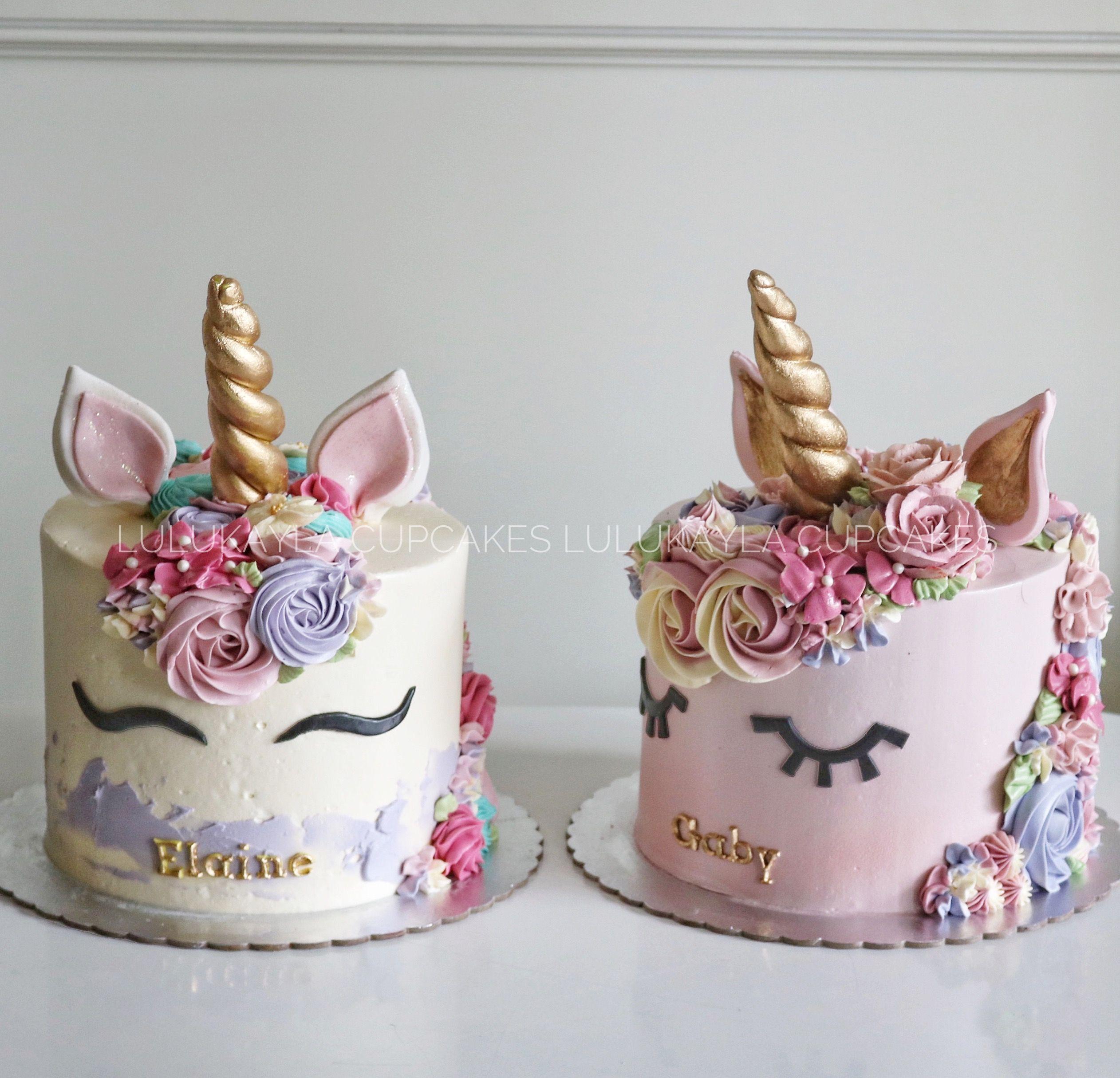 Unicorn Cake Birthday Girls Parties Party Cakes