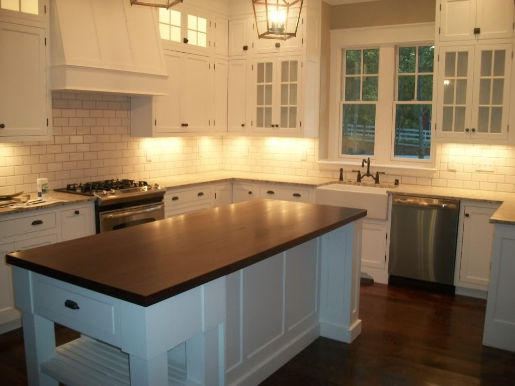 Upper Cabinets With Glass Doors