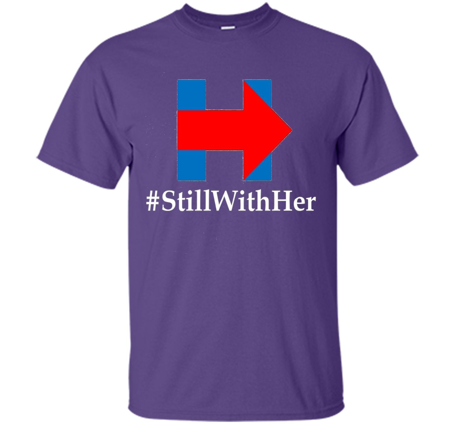 Still With Her My President Hillary Clinton 2016 T-Shirt