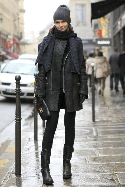 Style Tip: Chic Snow Boots For Every Style Type | Visual Therapy ...