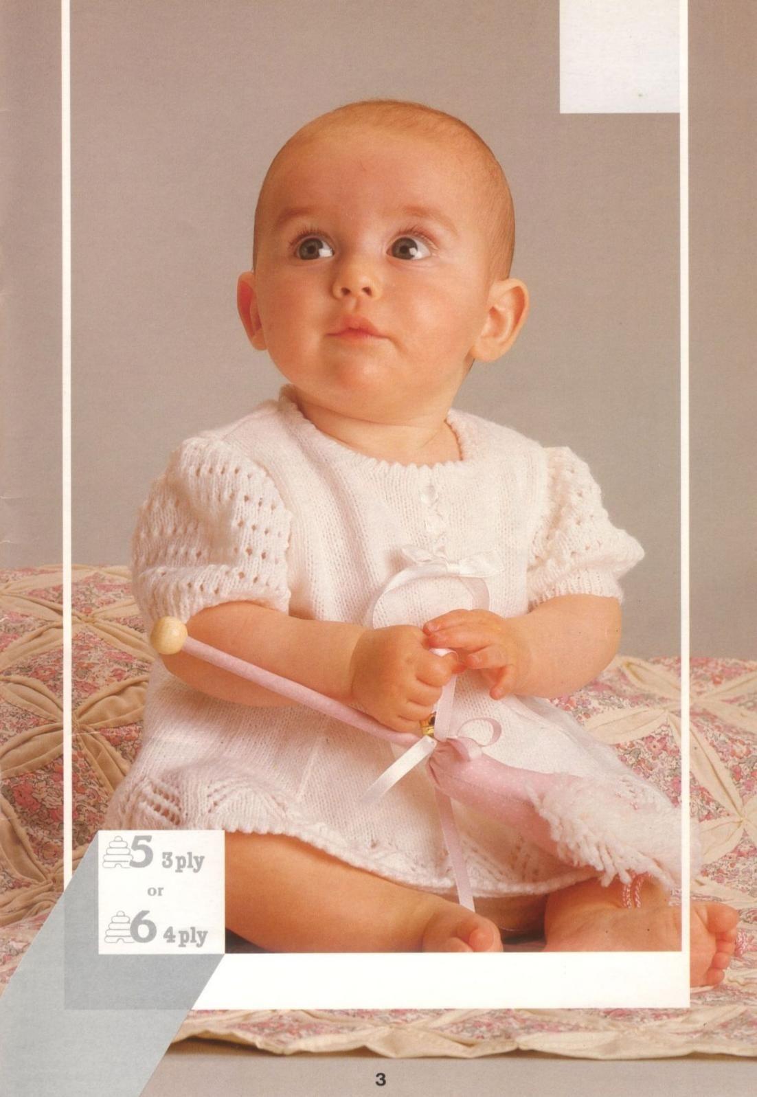 f8b1f1999ca5 Patons 792 10 Baby Knits