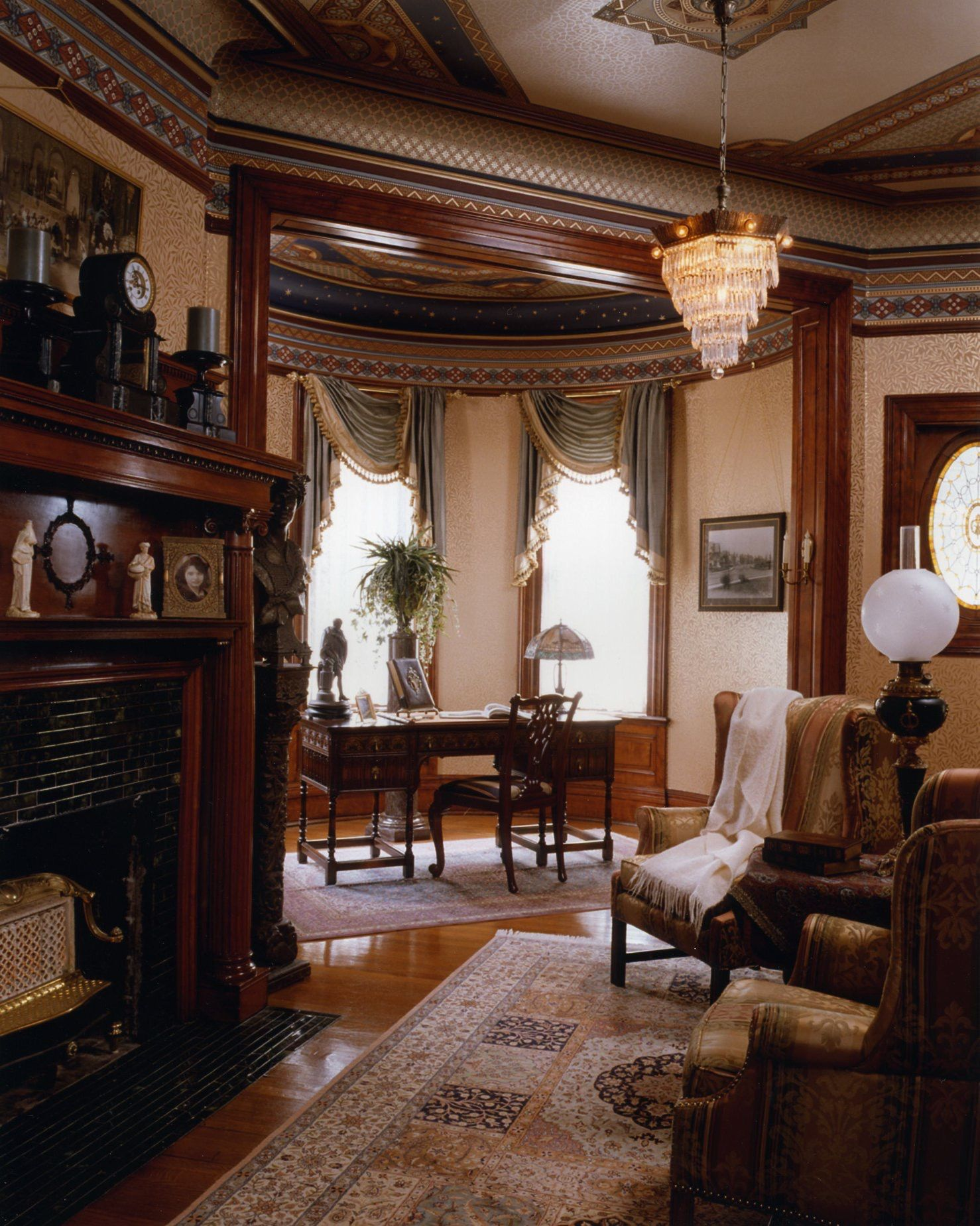 20 Victorian Style House Interior Magzhouse