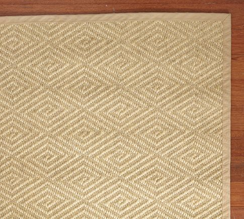 Stark Concepts Custom Diamond Sisal Rug 5x8 560