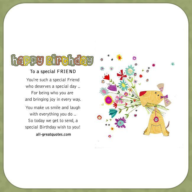 Beautiful Happy Birthday Images For Facebook Friends Family Cards ...