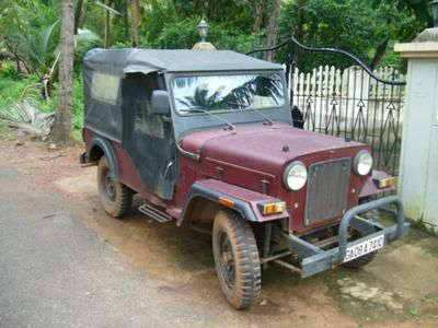 More Jeeps In Goa And India Old Jeep Jeep India