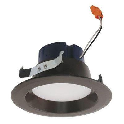 Elco Lighting 4 Led Retrofit Downlight Recessed Lighting Trim Downlights Led