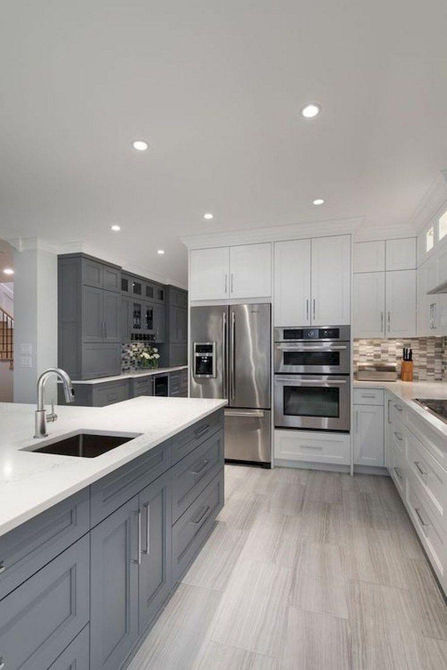 √top 9 best grey kitchen ideas refined interior designs 9 ...