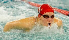 Women S Swimming Bests Babson 133 5 105 5 Womens Swim Swimming Women