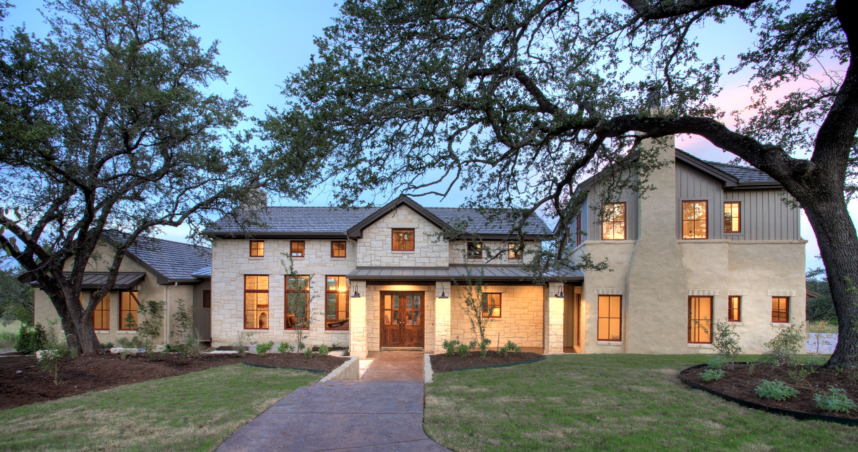 Texas hill country architecture floor plans joy studio for Texas farmhouse plans