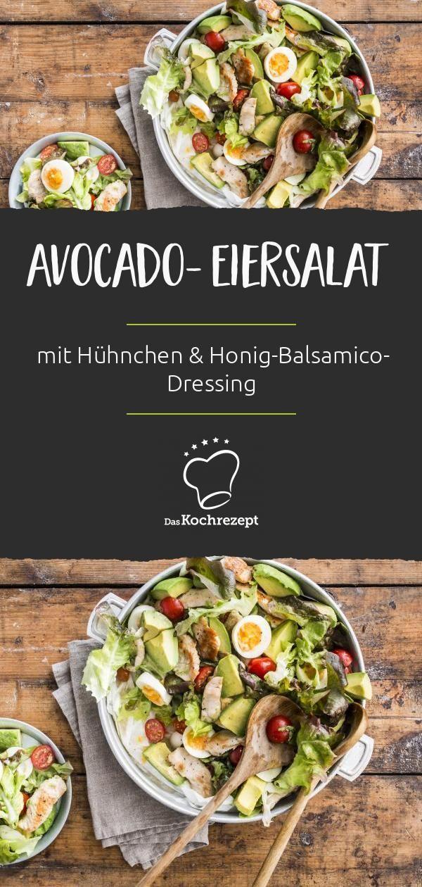 Avocado- Eiersalat - Oster Brunch -