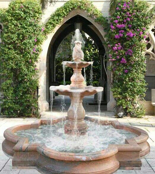 Pin by Celia Joyner on Garden Creations Pinterest Fountain