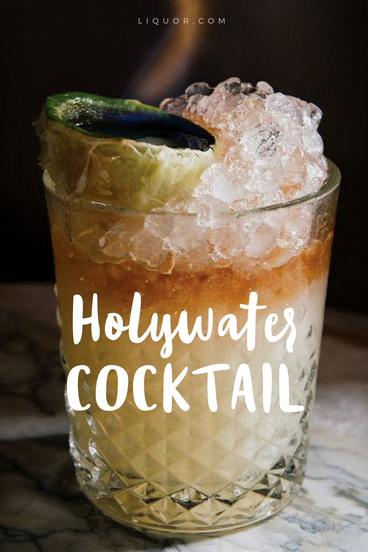 Holywater Recipe In 2018 Rum Cocktails Pinterest Drinks
