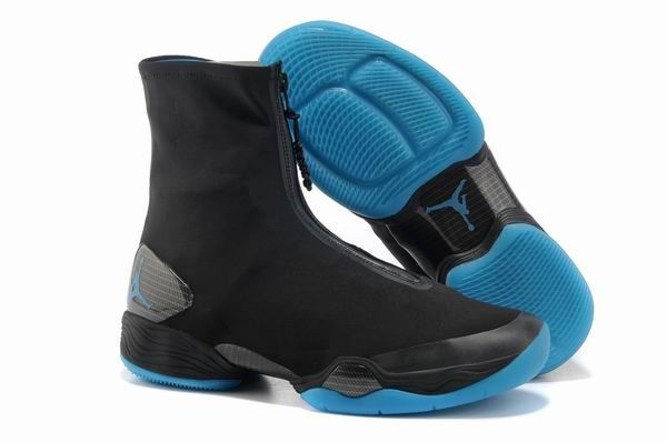 watch 8a701 f5d19 Air Jordan 28 XXVIII Retro Black Blue Shoes  air jordan retro 28 shoes  -   89.99  Free Shipping