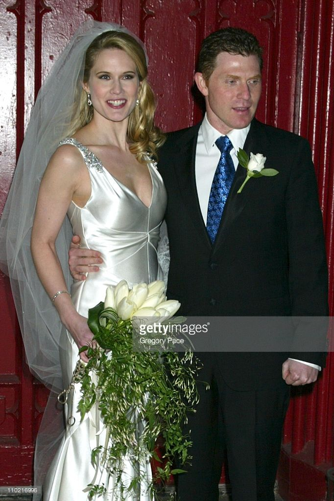 Stephanie March And Bobby Flay Married In 2005