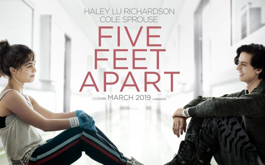A Review Of The Movie Five Feet Apart Haley Lu Richardson
