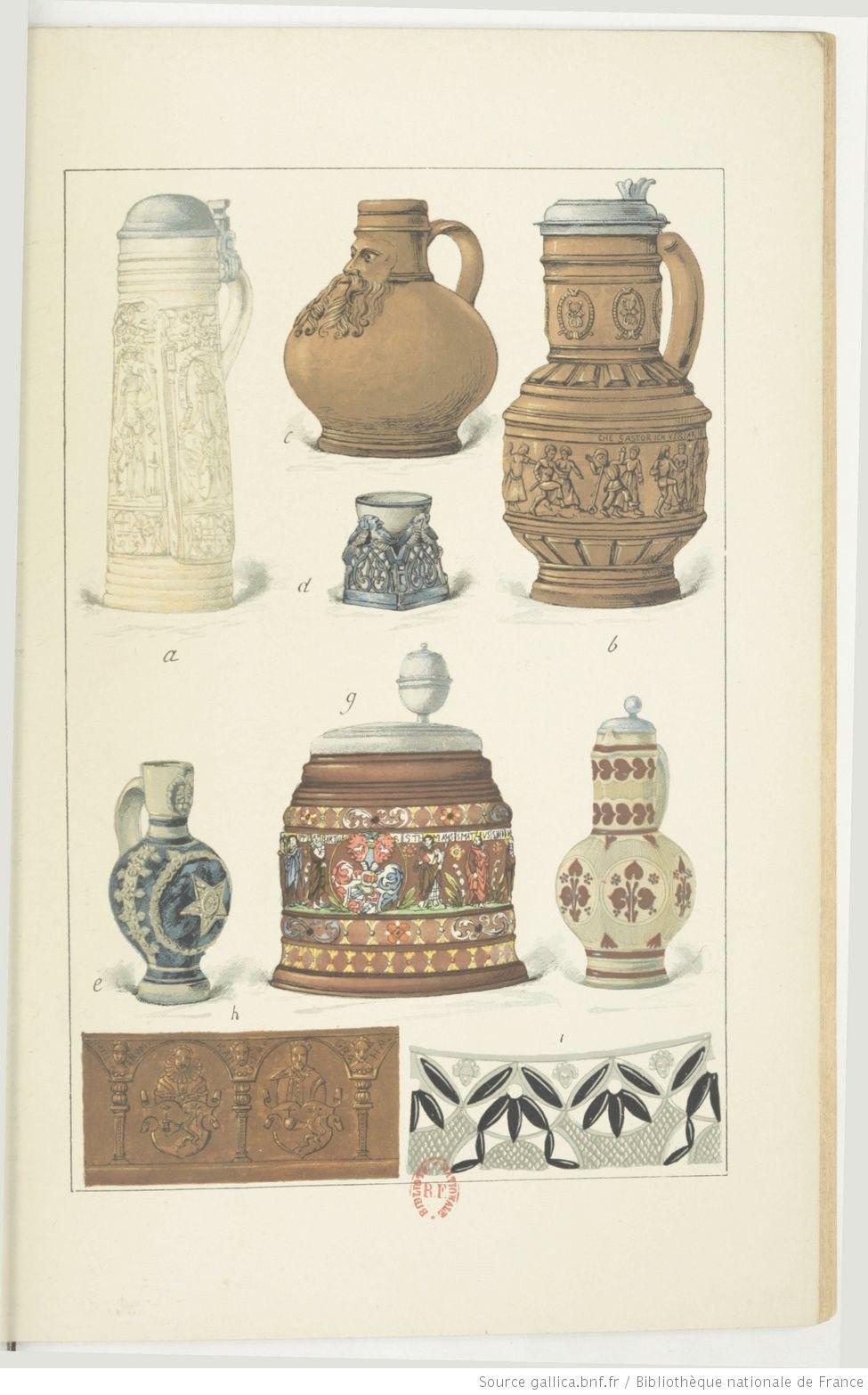 Dictionnaire De La Ceramique Faiences Gres Poteries Par