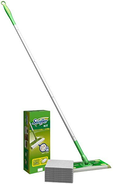 ¡Chollo! Pack SWIFFER Mopa atrapa polvo   8 recambios por 3.85 euros.