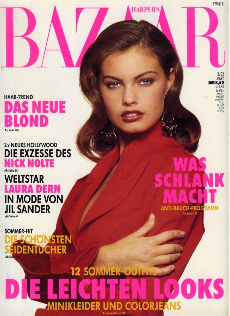 Greta Cavazzoni Fashion Cover Fashion Magazine Cover Magazine Cover