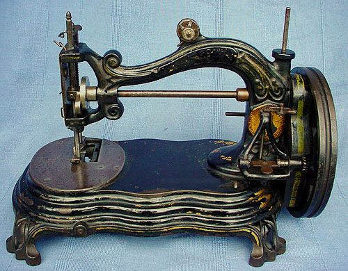Wellington 40 Antique Sewing Machine Pinterest Vintage Interesting Sewing Machine Wellington