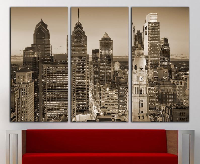 Philadelphia Wall Art Philadelphia Canvas Philadelphia Wall Etsy Philadelphia Wall Art Philadelphia Print Large Canvas Prints