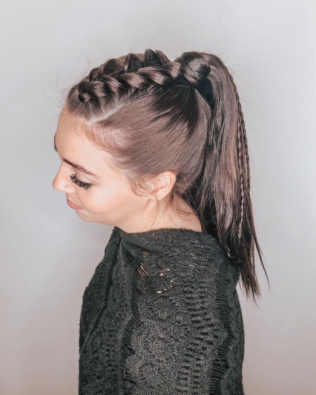 How To Dutch Braid Video Tutorials Fab Hairstyles Hair Styles