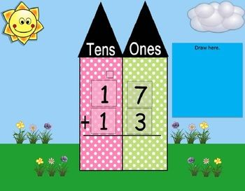 how to teach grade 1 on tens