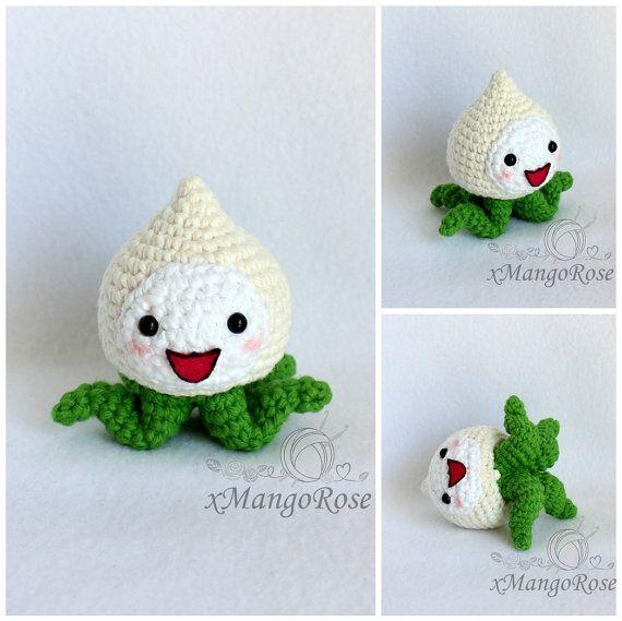 Pachimari Overwatch Turnip Onion Monster Plush by xMangoRose ...