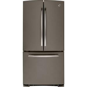 GE 22.1 cu. ft. French Door Refrigerator in Slate