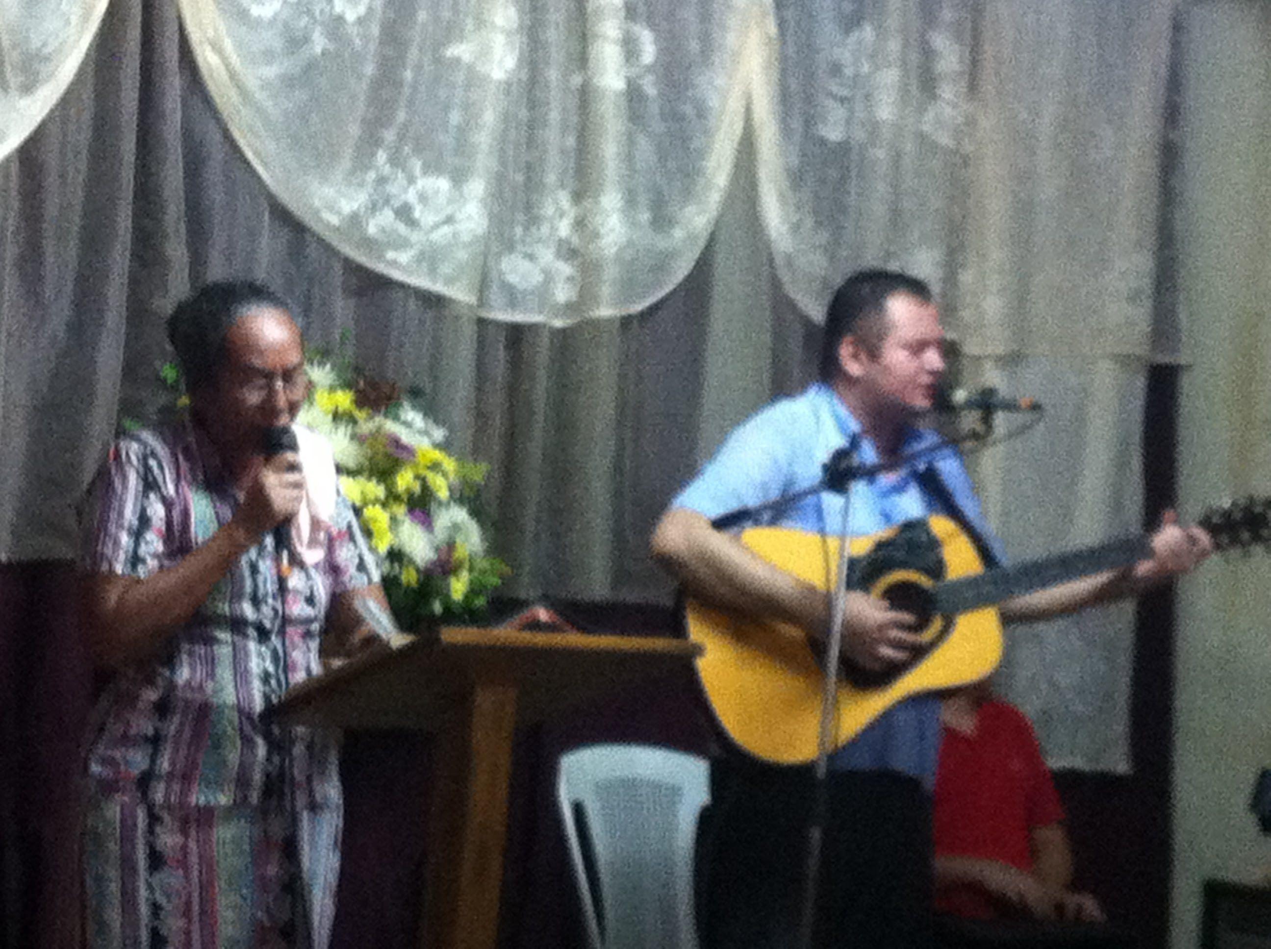 Un Día De Fiesta En Iglesia El Alfarero  -  7o Aniversario