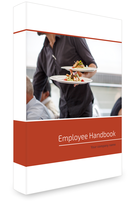 download the restaurant employee handbook template