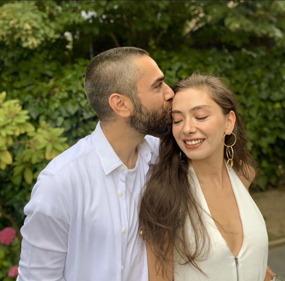 Pin By Kadir Neslihan On Neskad Instagram 2019 Couples Flirty Wedding Dress Best Couple