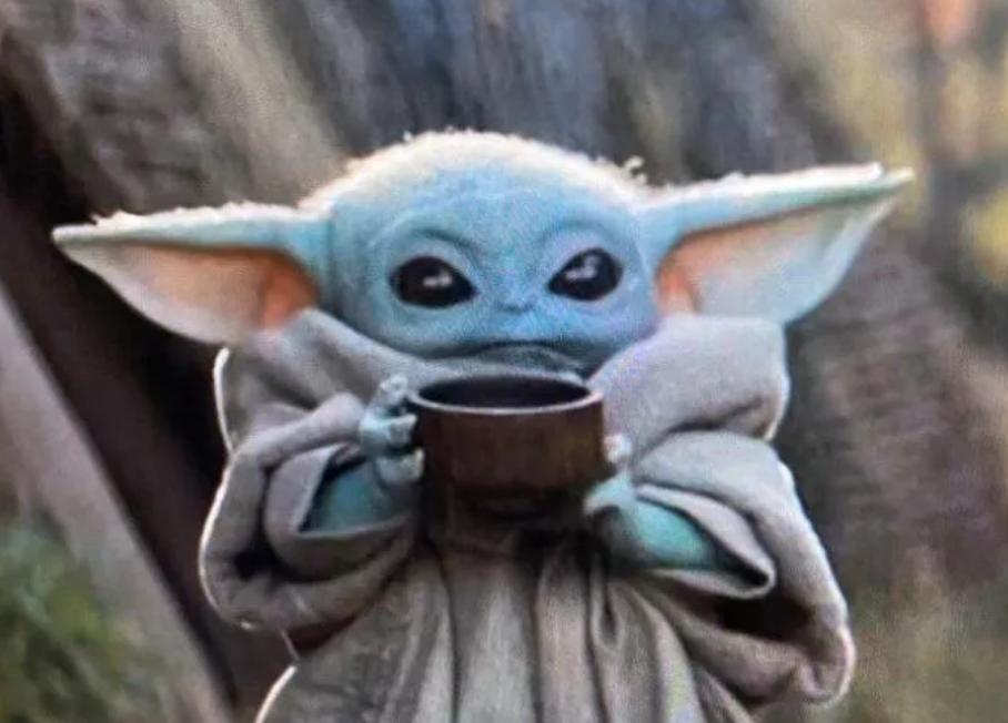 Click For Baby Yoda S Origin Yoda Funny Star Wars Memes Yoda Meme