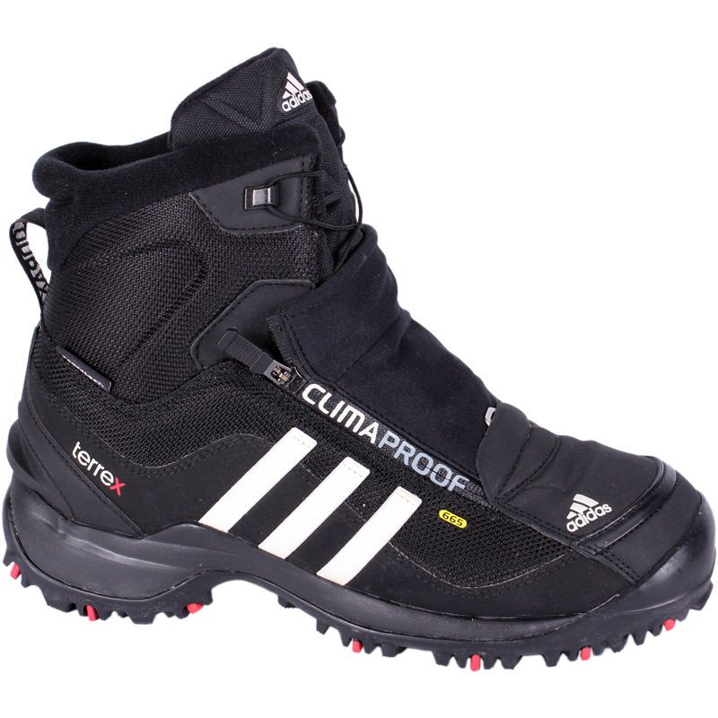 d5fbaaae813495 Men s Winter Boots ADIDAS Terrex Conrax CP Climate Proof Waterproof Black  New