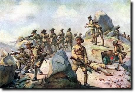 Image Result For Indian Army War Paintings Painting Art Military Art