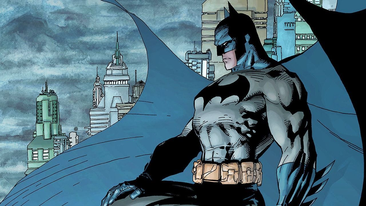 Jim Lee Batman Hush Desktop Wallpaper