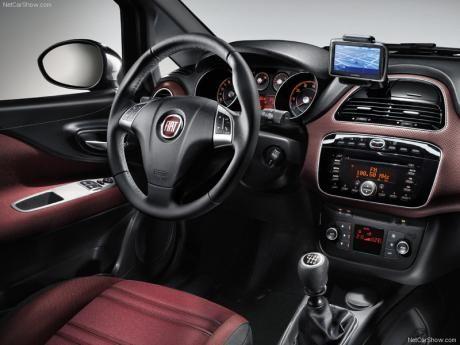 Fiat Punto Evo 14 Multiair Fiat