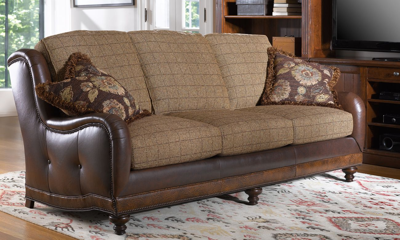 Stickley Furniture Leather Sofas For Dogs Thirkleby Tahoe Sofa Fine