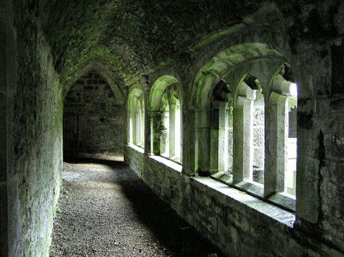 everything-celtic.tumblr  - green corridor (by Andy)