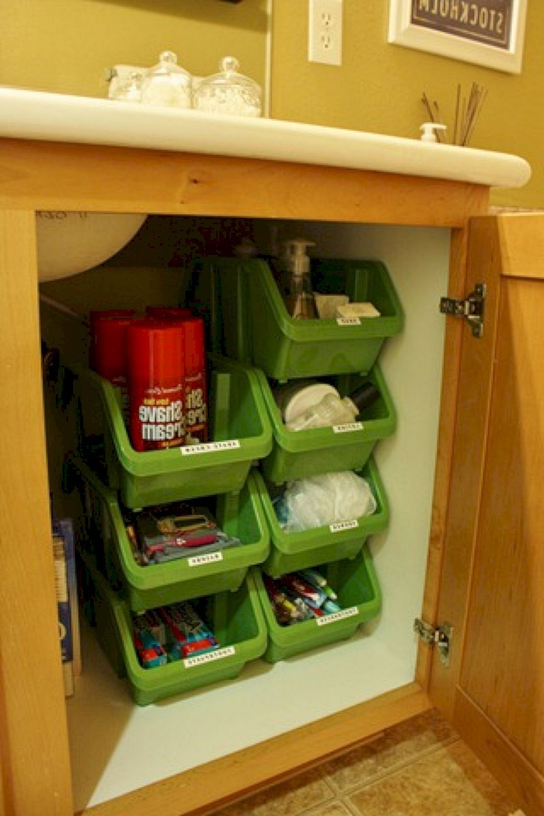 The best cheap and easy rv camper organization and storage for
