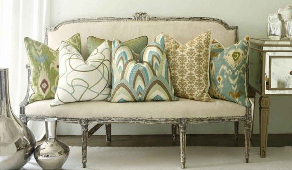 Cool Pillows For Sofas Lovely 75 About Remodel And Couches Ideas