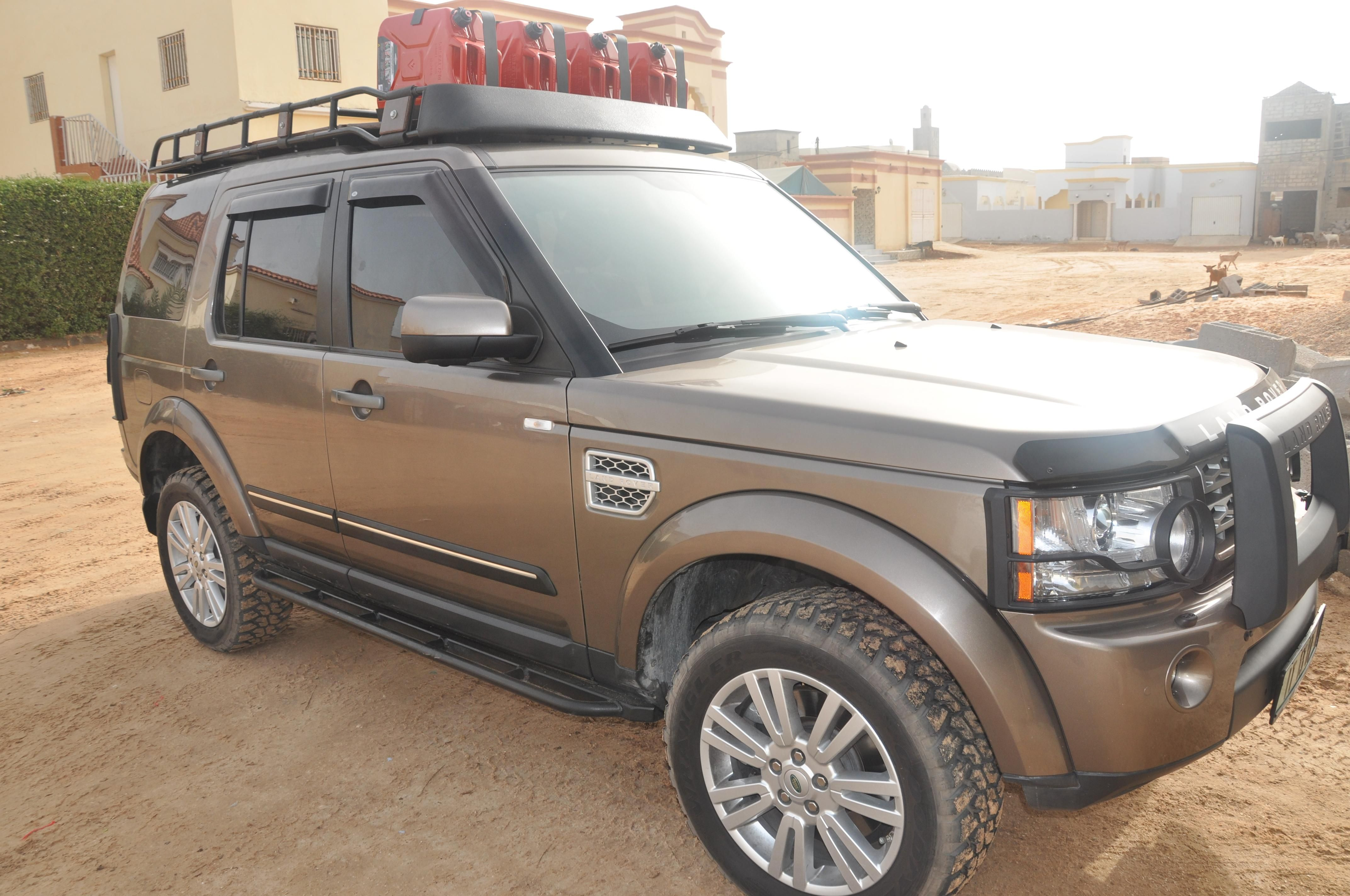 pin on land rover lr4