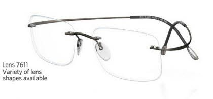 e838827b54 Silhouette Rimless 7799 Titan Minimal Art The Must Collection Eyeglasses