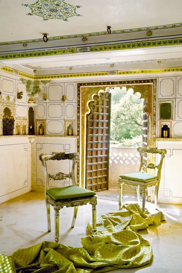 Here    stunning look inside two of rajasthan most regal palaces also rh pinterest
