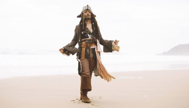 Pirates Of The Caribbean Cosplay Gets It 100% Right