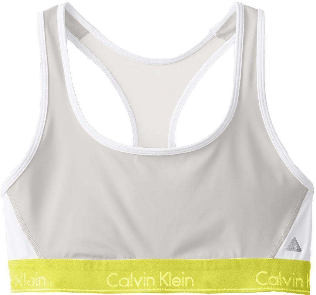 Calvin Klein Women'S Flex Motion Medium Impact Racerback
