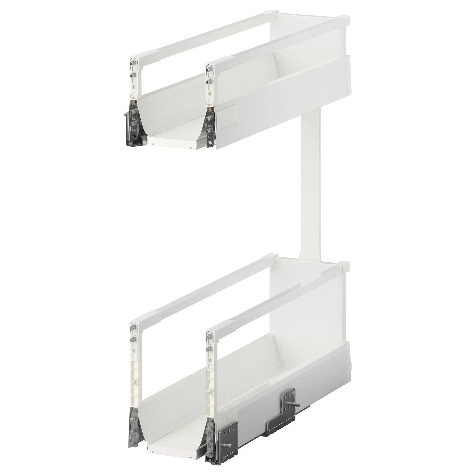 Maximera Amenagement Interieur Coulissant 20 Cm Ikea Under Kitchen Sinks Interior