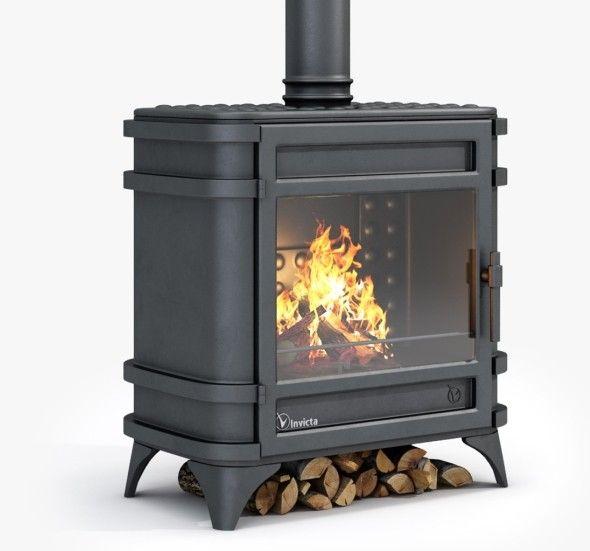 Invicta Siam Kampen Fireplace Fireplaces Interieur Invicta