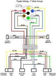 Image result for 12v camper trailer wiring diagram | Trailer wiring diagram,  Trailer light wiring, Car trailer | 1998 Nash Trailer Wiring Diagram |  | Pinterest