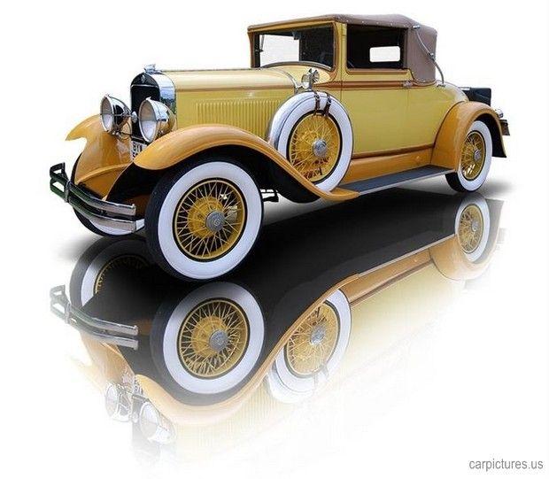 1929 Studebaker Regal Commander Gj Cabriolet Six Ford 1929 Y
