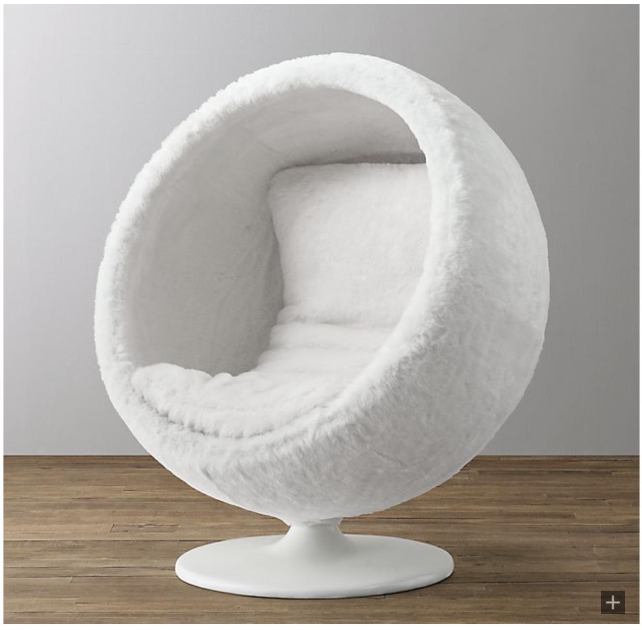 Orbit Kashmir Faux Fur Chair In 2019 Modern Furniture